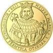 Korunovace Přemysla Otakara I. českým kráem - zlato proof