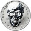 Kostnice Sedlec - stříbro 1 Oz revers Proof