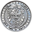 Lev a Orlice - stříbro malá Proof