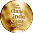 Česká jména - Linda - zlatá medaile