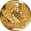 Česká jména - Lýdie - velká zlatá medaile 1 Oz