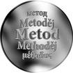 Slovenská jména - Metod - velká stříbrná medaile 1 Oz