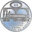 Metropolitan Railway - 150. výročí zahájení provozu podzemní dráhy v L