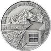 Nad Tatrou sa blýska - 1 Oz stříbro patina