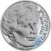 Olga Havlová - 80. výročí narození Ag proof