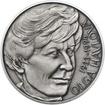 Olga Havlová - 80. výročí narození Ag patina