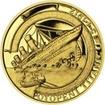 Titanik - 100. výročí potopení Au proof
