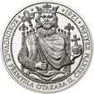 Korunovace Přemysla Otakara II českým králem -  stříbro b.k.