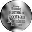 Česká jména - Roman - velká stříbrná medaile 1 Oz