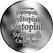 Česká jména - Svatopluk - stříbrná medaile