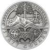 Svatý Gorazd - 1 Oz stříbro patina