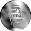 Česká jména - Tomáš - stříbrná medaile