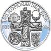 Velká Morava - 1 Oz stříbro Proof
