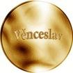 Česká jména - Věnceslav - zlatá medaile
