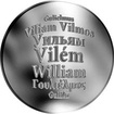 Česká jména - Vilém - stříbrná medaile