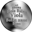 Česká jména - Viola - stříbrná medaile