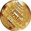 Česká jména - Vítězslav - velká zlatá medaile 1 Oz