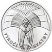 Výročí svatby 50 mm stříbro b.k.
