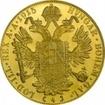 4 dukát cisaře Františka Josefa I. 1915 (novoražba)
