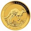 Zlatá mince Australian Kangaroo Gold Bullion 1/2 Oz 2017