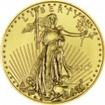 Zlatá mince American Eagle 1/4 Oz 2017