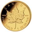 Investiční zlato Maple Leaf zlatá mince 1oz