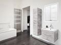 Koupelny beton a smalt, spr�vn� kombinace