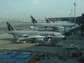 Dauhá slouží jako významný přestupní uzel do Asie a Austrálie, ale i Afriky
