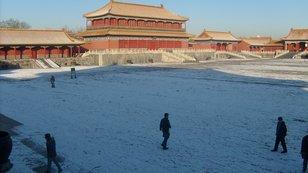 Soros p�ed branami Pekingu aneb M�e legend�rn� spekulant polo�it po lib�e i ��nsk� j�an?