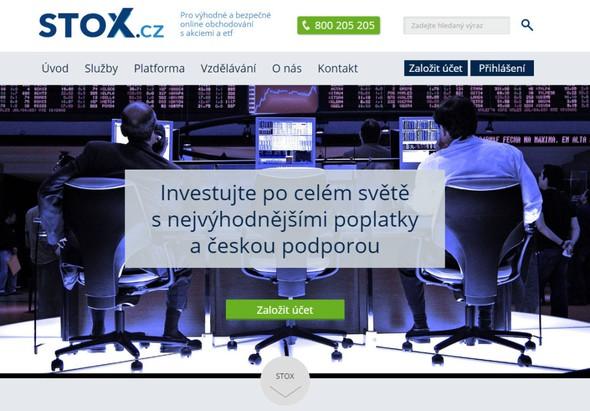 Stox.cz