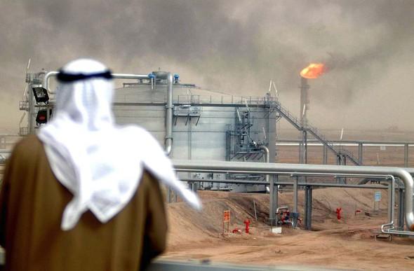 Saudská Arábie (ropa)