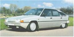Foto Citroën BX