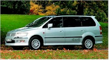 Foto Mitsubishi Space Wagon