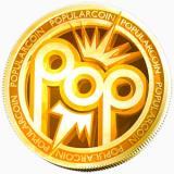 Logo PopularCoin