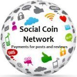 Logo SocialCoin