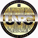 Logo UniversalRoyalCoin