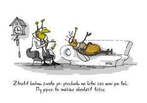 Studentska Srdce Kresleny Vtip