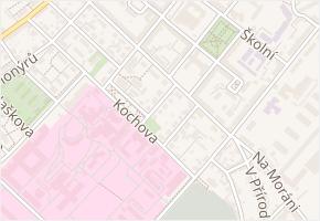 Prokopova v obci Chomutov - mapa ulice