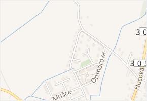 Pospíšilova v obci Holice - mapa ulice