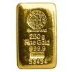 Investiční zlato - zlatý slitek 250g Argor Heraeus SA