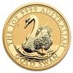 Zlatá mince 1 Oz Australian Swan (Labuť černá) 2018