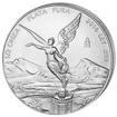 Stříbrná mince 1/2 Oz Libertad