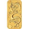 Zlatá mince 1 Oz Dragon 2019 Obdelník