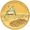 Zlatá mince 1 Oz Moon Landing 2019 (50.výročí přistání na Měsíci)