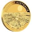 Zlatá mince 100 AUD Super Pit Australia 1oz 2019