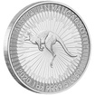 Stříbrná mince 1 AUD Australian Kangaroo (Klokan rudý) 1 Oz