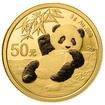 Zlatá mince 50 Yuan China Panda 3g 2020