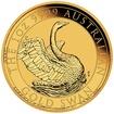 Zlatá mince 1 Oz Australian Swan (Labuť černá) 2020