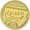 Zlatá mince Britské hudební legendy - Queen 1 Oz 2020 - (1.)