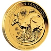 Zlatá mince 100 AUD Australian Kangaroo (Klokan rudý) 1 Oz 2021